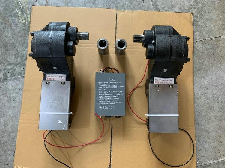 渣土车翻盖专用电机