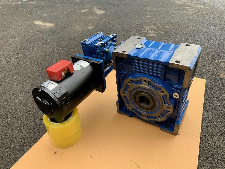 直流双减速电动机